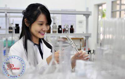 Học Dược Cao đẳng Y dược Pasteur