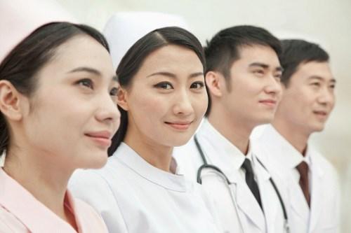 Muốn học điều dưỡng giỏi cần có quá trình tiếp xúc với bệnh nhân