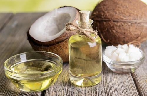 Trẻ hóa da với dầu dừa và trứng gà