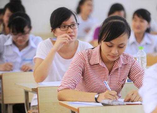 Lưu ý với học sinh tự do kỳ thi THPT quốc gia 2017