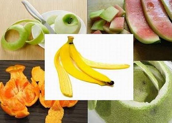 Những loại trái cây nào không nên bỏ vỏ bởi đó là dinh dưỡng vàng?