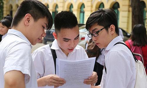 Tăng tỉ lệ điểm thi THPT năm 2019 nhiều thí sinh nguy cơ trượt tốt nghiệp