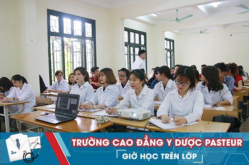 Trường Cao đẳng Y Dược Pasteur đào tạo Y Dược chất lượng