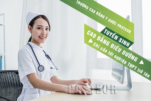 Theo đuổi ước mơ học ngành Điều dưỡng chữa bệnh cứu người