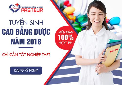 Cao đẳng Dược Hà Nội thông báo tuyển sinh Cao đẳng Dược năm 2018