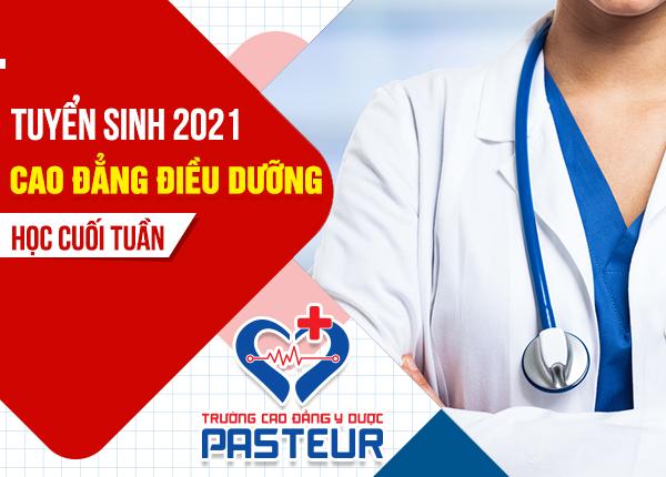 Liên thông Cao đẳng Điều dưỡng năm 2021 học thứ 7 - chủ nhật