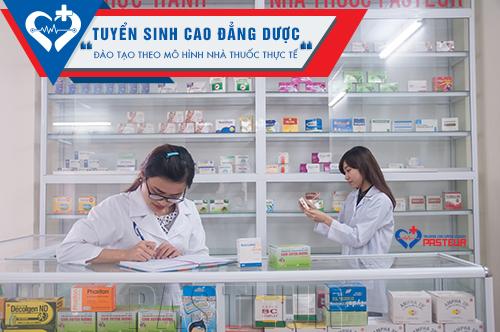 Đào tạo Cao đẳng Dược theo mô hình Nhà thuốc – Bệnh viện