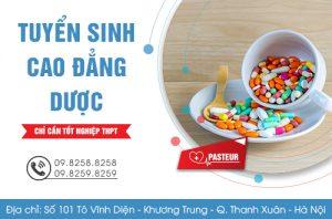 Địa chỉ đào tạo Dược sĩ chuyên nghiệp tại Hà Nội