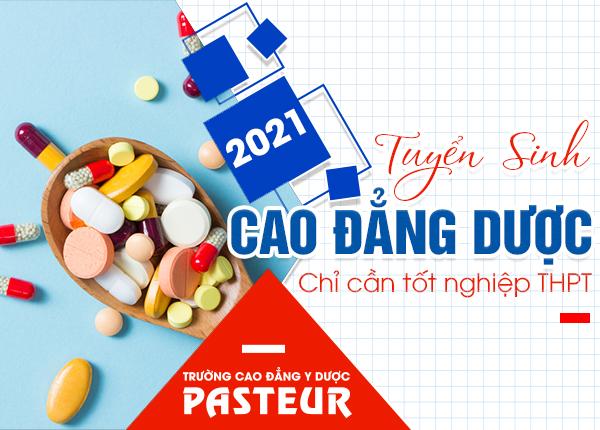Tuyển sinh Cao đẳng Dược Hà Nội năm 2021 trên phạm vi cả nước