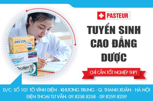 Địa chỉ đào tạo ngành Dược chất lượng nhất tại Hà Nội ?