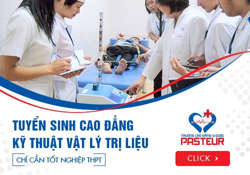 Hà Nội muốn học Vật lý trị liệu vậy địa chỉ nào tốt nhất?