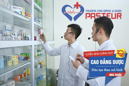 Đào tạo Dược sĩ chuyên nghiệp tại Trường Cao đẳng Y Dược Pasteur