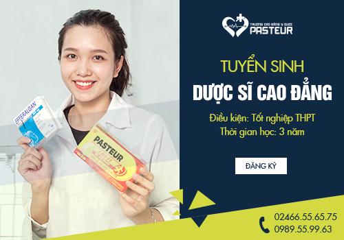 Tuyển sinh Cao đẳng Dược tại Hà Nội