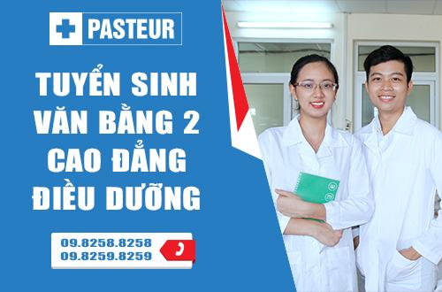 Trường Cao đẳng Y Dược Pasteur địa chỉ đào tạo ngành Y Dược uy tín