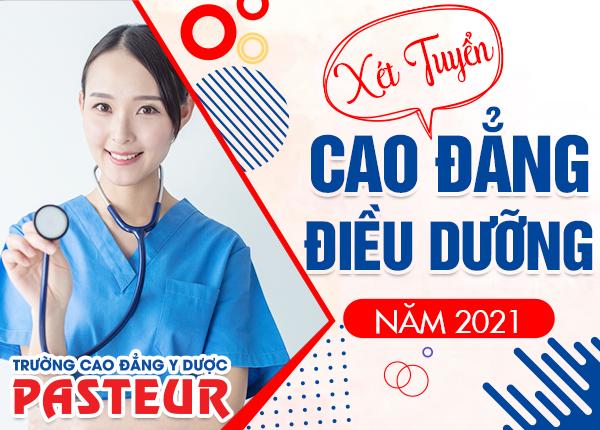 Hồ sơ tuyển sinh Cao đẳng Điều dưỡng tại Hà Nội năm 2021