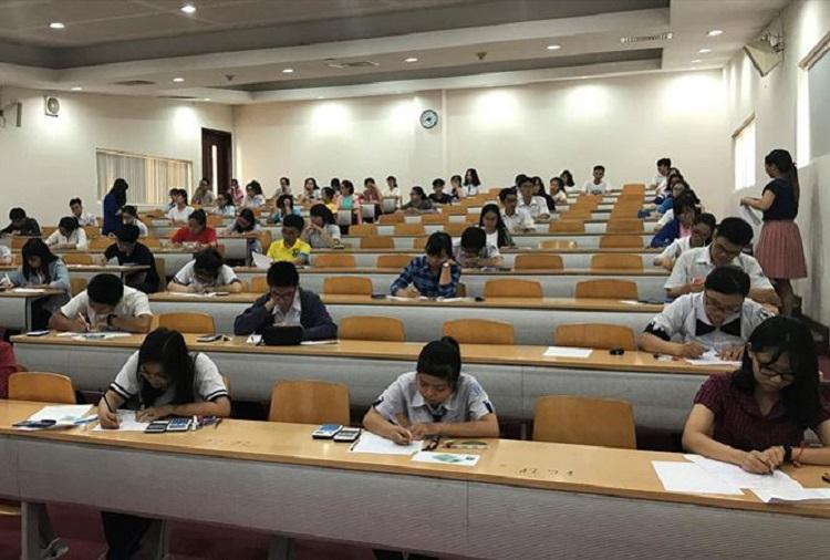 Kỳ thi đánh giá năng lực của Đại học Quốc gia TPHCM năm 2018