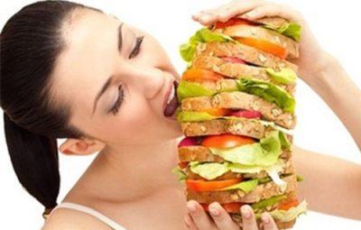 Cơ thể thèm chất béo hơn