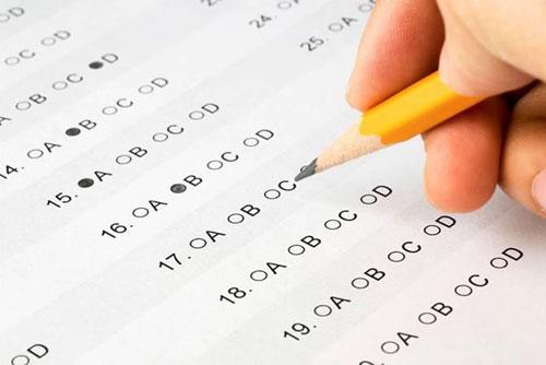 Kỳ thi THPT Quốc gia 2017 có 6/9 môn thi trắc nghiệm