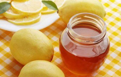 Nước chanh pha mật ong