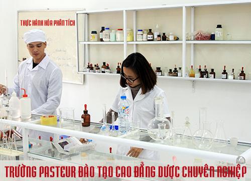 Học trường Cao đẳng Dược nào để thành công trong nghề Dược?