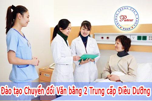 dao-tao-chuyen-doi-van-bang-2-trung-cap-dieu-duong