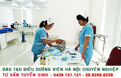 Điều dưỡng đa khoa là ngành học được nhiều bạn trẻ quan tâm