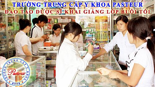 Dao Tao Duoc Si Lop Buoi Toi1