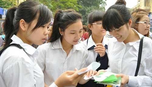 Một số tỉnh công bố điểm thi THPT quốc gia sớm hơn so với dự kiến