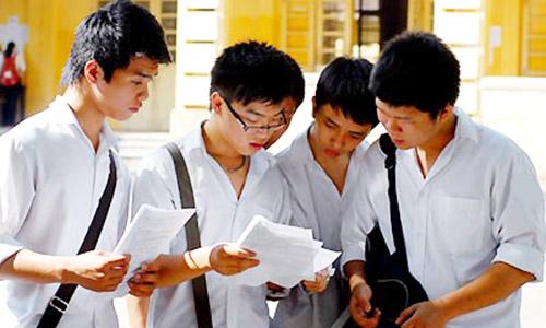 Thí sinh cần hoàn thiện hồ sơ đăng ký dự thi trước ngày 20/04