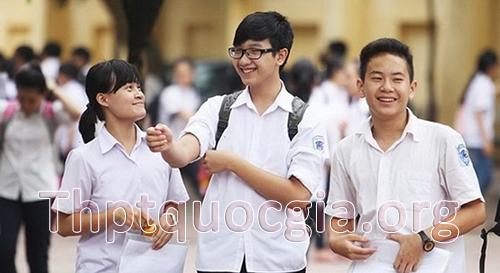 Thí sinh là Học sinh giỏi quốc gia dự thi Olympic quốc tế được miễn các bài thi THPT Quốc gia