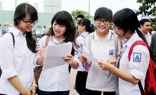 Một số Trường Đại học ở khu vực phía Nam sẽ thành lập nhóm xét tuyển chung năm 2017