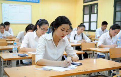 Sẽ có khoảng 60% câu hỏi ở mức cơ bản trong kỳ thi THPT Quốc gia 2017