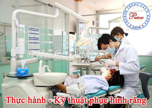 Trường Trung cấp y khoa pasteur đào tạo kỹ thuật viên phục hình răng