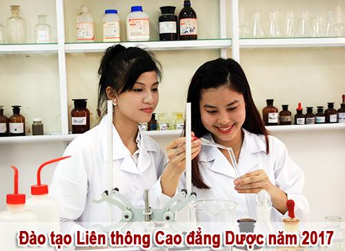 Liên thông Cao đẳng Dược để mở rộng thành công