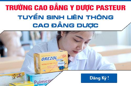 Trường đào tạo liên thông Cao đẳng Dược chất lượng hàng đầu Hà Nội