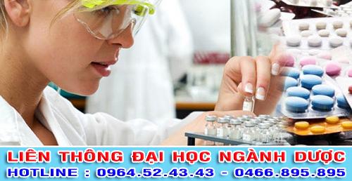 Tuyen lien thong Dai hoc Duoc chinh quy