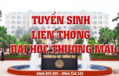 lien thong dai hoc thuong mai 2015