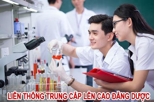 Liên thông Cao đẳng Dược để nâng cao giá trị bằng cấp