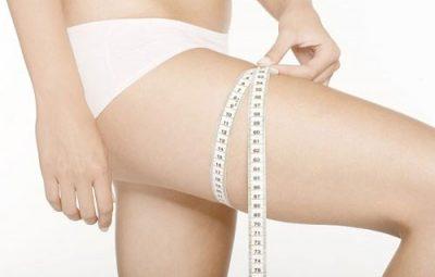 Mỡ đùi thường xuất hiện ở nữ giới