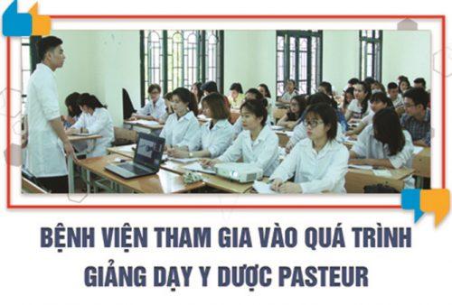 Trường Cao đẳng Y Dược Pasteur đào tạo chuyên môn chú trọng thực hành