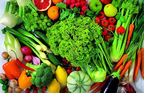 Những loại thực phẩm giúp bạn luôn tươi trẻ
