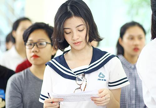 Thí sinh tự do đăng ký dự thi THPT Quốc gia cần lưu ý gì?