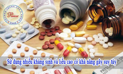 su0dung-thuoc-khang-sinh-lieu-cao-co-kha-nang-gay-suy-tuy