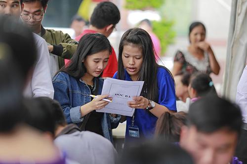 Thí sinh và trường được lợi khi thành lập nhóm xét tuyển Đại học