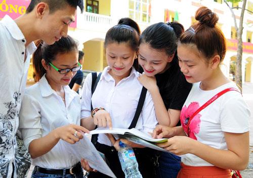 Các Trường Đại học phía nam sẽ thành lập nhóm xét tuyển chung