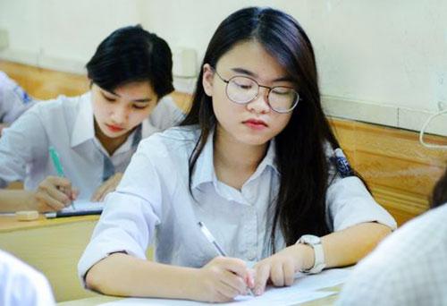 Phương án thi THPT Quốc gia chính thức năm 2017