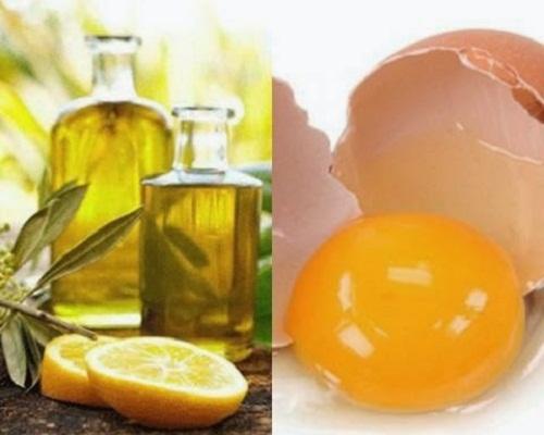 Trẻ hoá da bằng trứng gà và dầu ô liu mà bạn cần biết