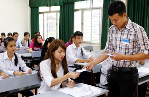 Hồ sơ đăng ký THPT Quốc gia dành cho từng đối tượng