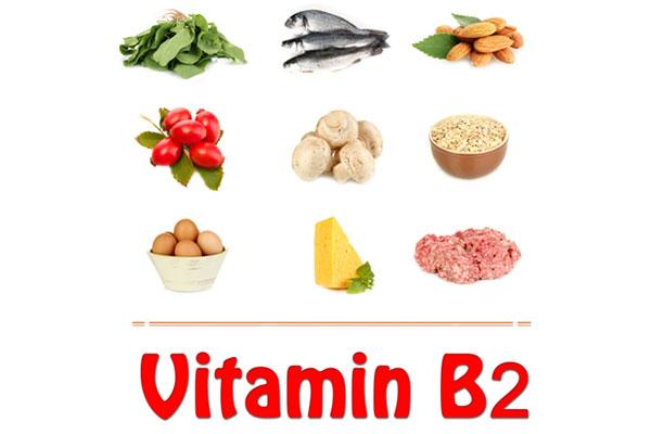 Hà Nội Dược sĩ cho biết công dụng của viatmin B2 đối với sức khỏe con người