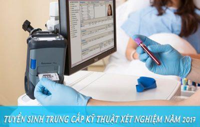 Trung cấp Kỹ thuật xét nghiệm TP.HCM tuyển sinh năm 2017